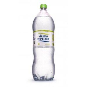 Água Mineral 2L c/ gás Água da Pedra – PC com 6